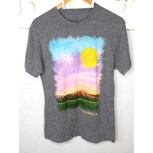 Coachella 2015 tee shirt S